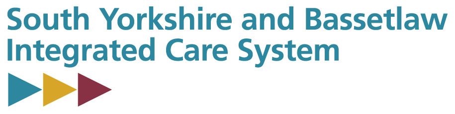 South Yorkshire and Bassetlaw Integrated Care System Logo